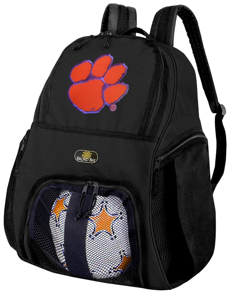 6485f1c087 Broad Bay Clemson University Soccer Backpack or Clemson Tigers Volleyball  Bag