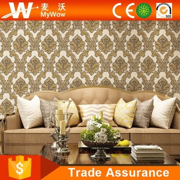 Fantasy Wall Paper For Saloon Home Vinyl Wallpaper Decor Designer ...