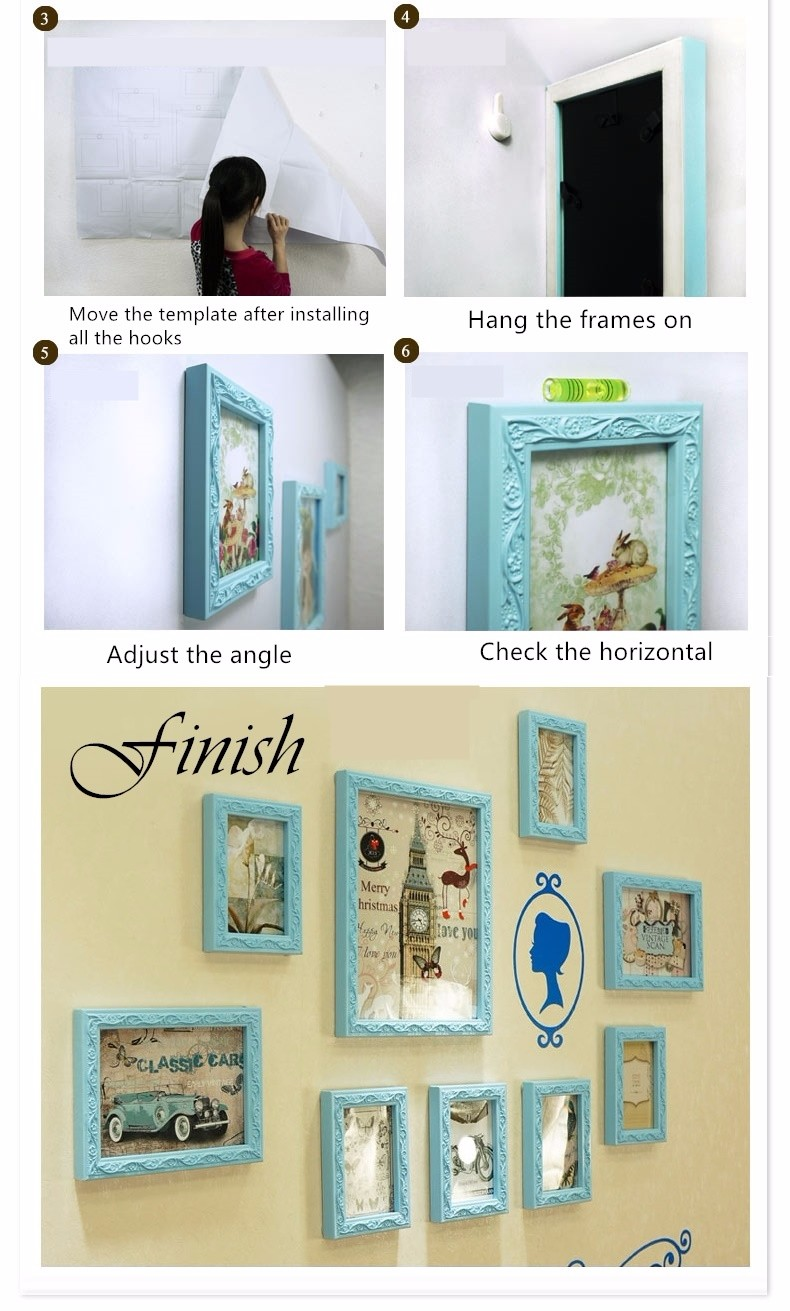 Qs 35433e Simple Photo Frames Latest Design Of Handmade Wall