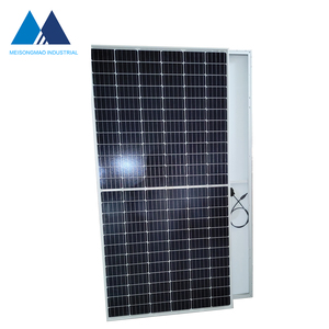High efficiency Jinko Cheetah HC solar 400watt half cell 400W solar pv panel for solar project