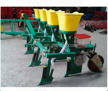 4 Row Corn Planter Farm Equipment Corn Seeder Machine Buy Hot Sale