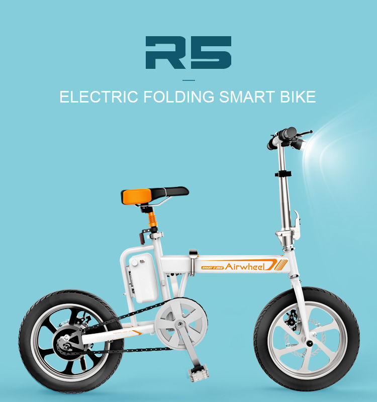f383cc59f9a Airwheel R5 mini folding electric bike with high quality, View ...