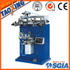 plastic card printing machine automatic candle screen printing machine