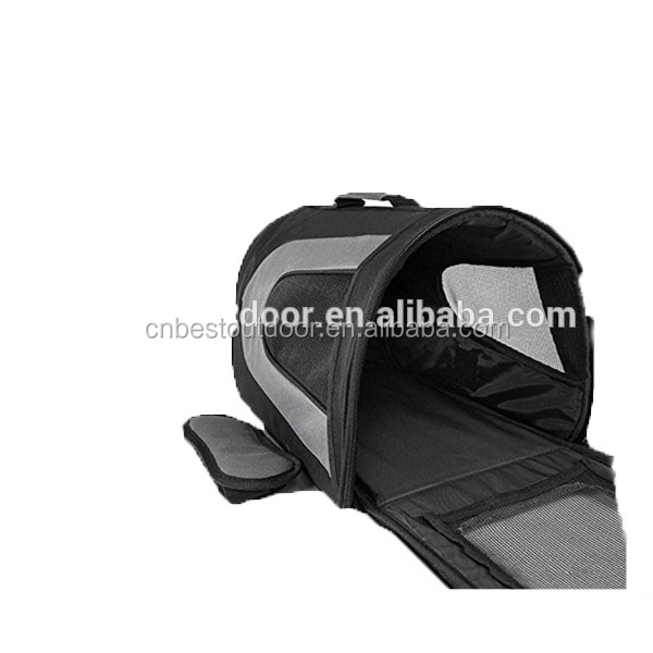 Cheap Dog Carrier Soft Sided Pet Travel Carriers Portable Bags for cut Dogs, Cats and Small Pets, Airline-Approved