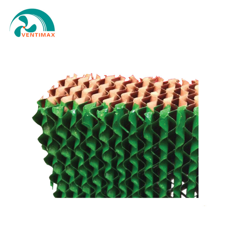 honey comb cooling pad greenhouses for agriculture