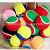 38G/PC colourful pet carrier tennis ball