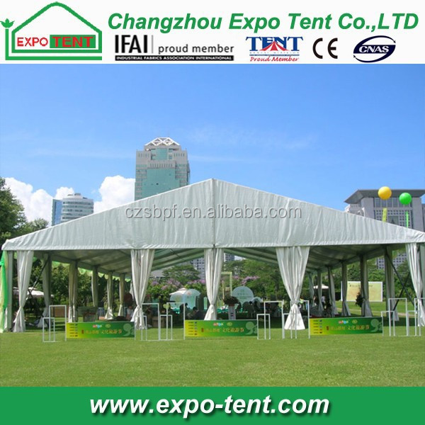 Wedding Reception Canopy Party Tent Without Walls