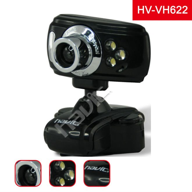 HV-VH622 USB free driver usb pc webcam with high quality