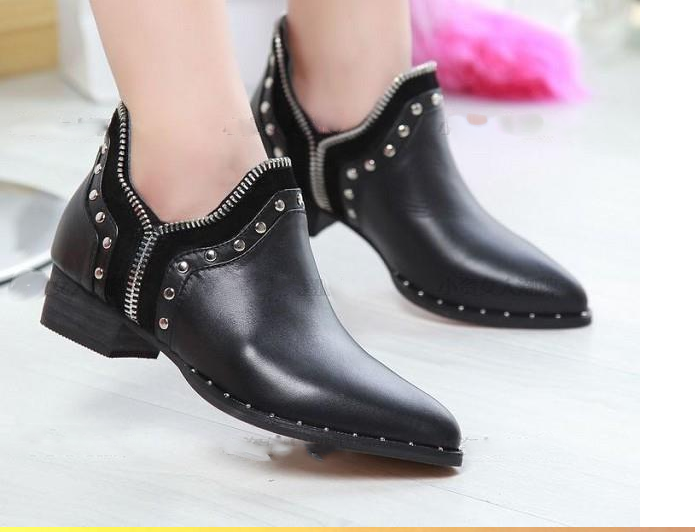 2016 Latest Styles Made In China women work Motorcycle Riding Boots