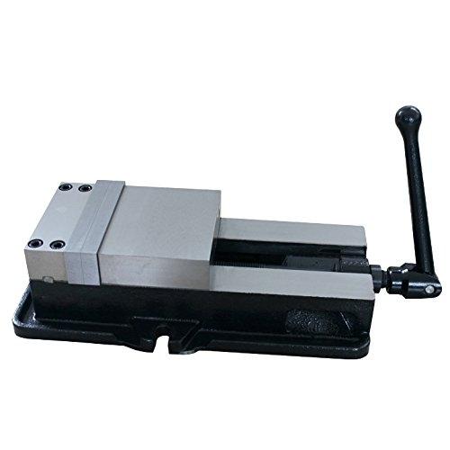 """HHIP 3900-2224 Pro-Series 4"""" Angle-Tight Positive-Lock Milling Vise"""