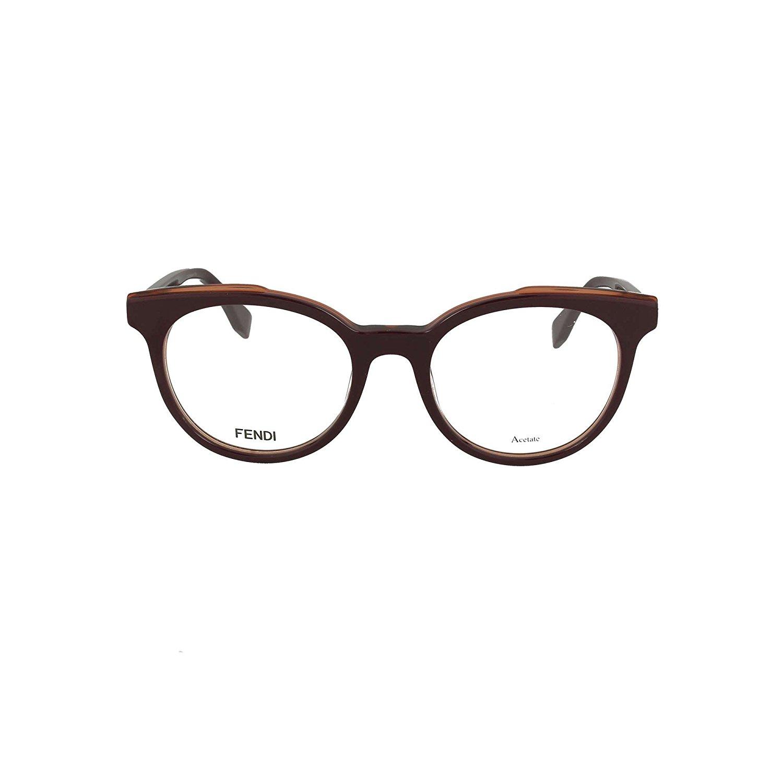 a9d31d5bd819 Get Quotations · Eyeglasses Fendi Ff 249 0B3V Violet