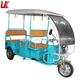 hot sale sightseeing electric rickshaw kits/electric tricycle/e-rickshaw price