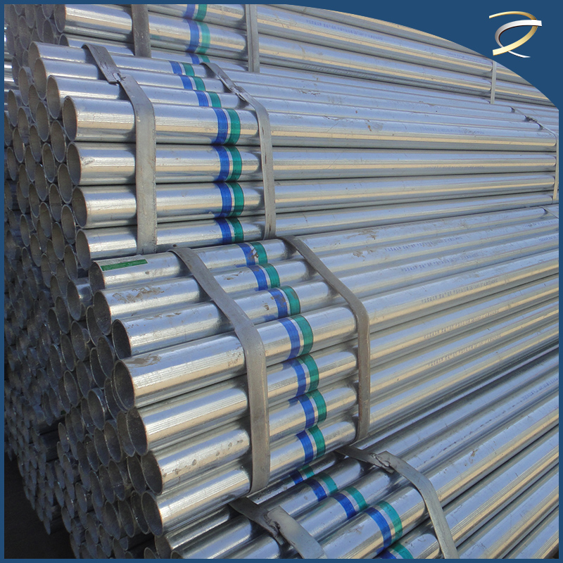 New Product! !Construction Materials Hot Dipped Galvanized Steel Pipe