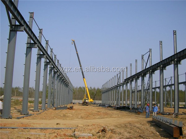 special offer large span prefab insulated workshop