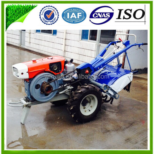 Alibaba China Water Cooled Engine 12-22hp Walking Tractor With ...