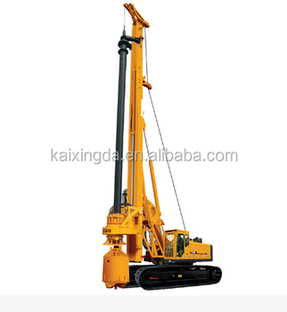 KXD360 piling drilling rig