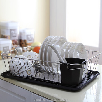 finest modern kitchen square dish plate rack buy square dish plate rack with modern dish rack. & Modern Dish Rack. Big Space Beautiful Floral Shower Curtains Choosed ...