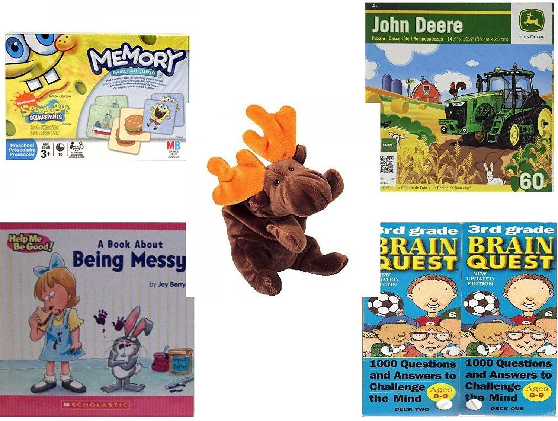 b9931a1facb Children s Gift Bundle - Ages 3-5  5 Piece  - SpongeBob SquarePants Memory