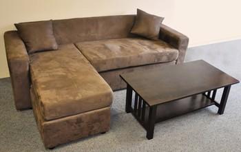 Divano Ad Angolo Piccolo : Tessuto in microfibra piccolo divano ad angolo divano letto cum