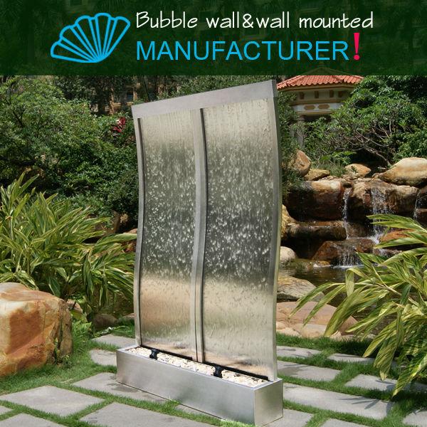 modelos de fuentes para jardin de acero inoxidable de flujo fuente de agua decoraci n de