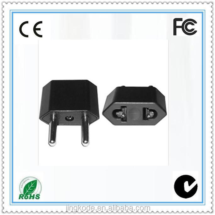 Convertible Plug Charger Usa Us Socket To Eu Europe Plug Travel ...