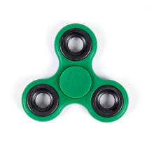 Plastic For Fun Red,Green,Blue,Yellow And Etc. High Quality Hand Finger Fidget Spinner Toy