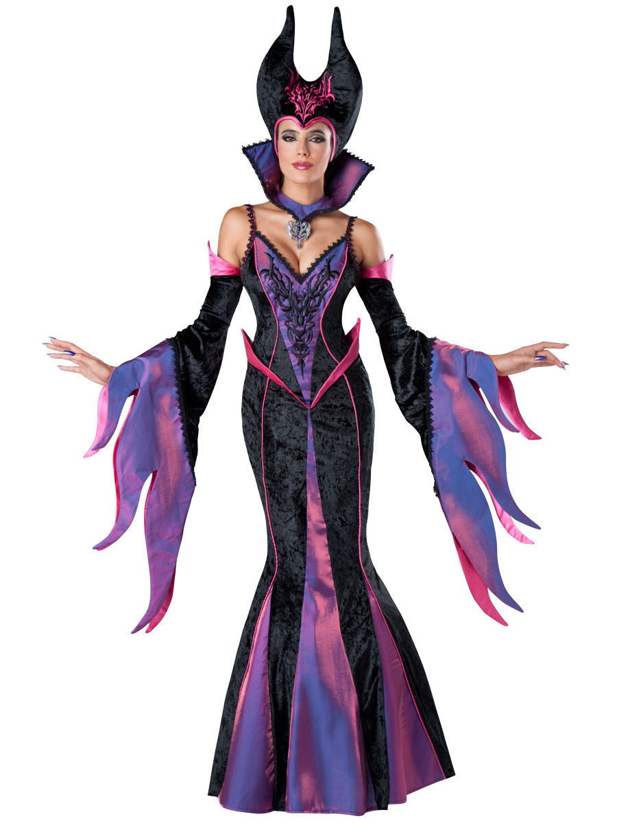 2015 Halloween Costumes for women Maleficent Witch Costume ...
