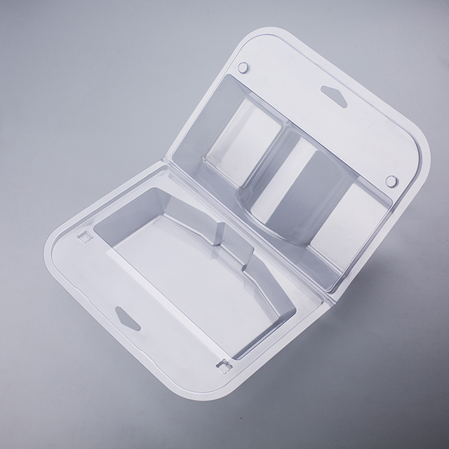 pvc double blister pack, oem double bister clamshell packaging box ...