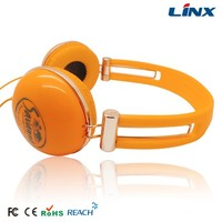 High Definition Headphones Stereo For Older Ones