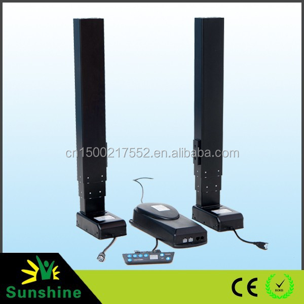 Good Adjustable Height Desk Electric Lifting Column for Office