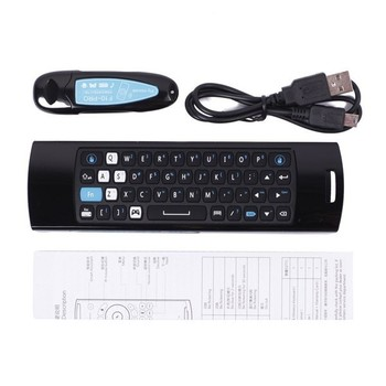 Melo F10 Mini Air Mouse Keyboard For Android Tv Box / Set Top Box / Htpc /  Iptv / Games In Stock Now 2 4ghz Wireless Air Mouse - Buy Mini Air