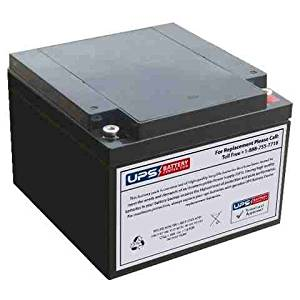 12V 28Ah IT AGM Battery replaces TY12280, MX-1226S, 12V26S, UB26-12T, UB12260T, CP12240S, CP12280S-X, CP12280S, 6FM29, NPX-100, NPX-100R, B00341, B00815-1, B00230, (12v - 24 ah, 26 ah 27 ah, 28 ah)