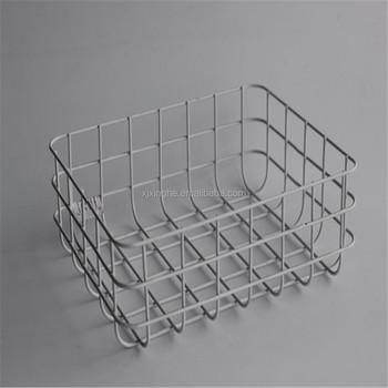 Metal Decorative Magazine Rack With 3 Baskets   Buy Metal Rack,Magazine  Rack,Decorative Metal Rack Product On Alibaba.com