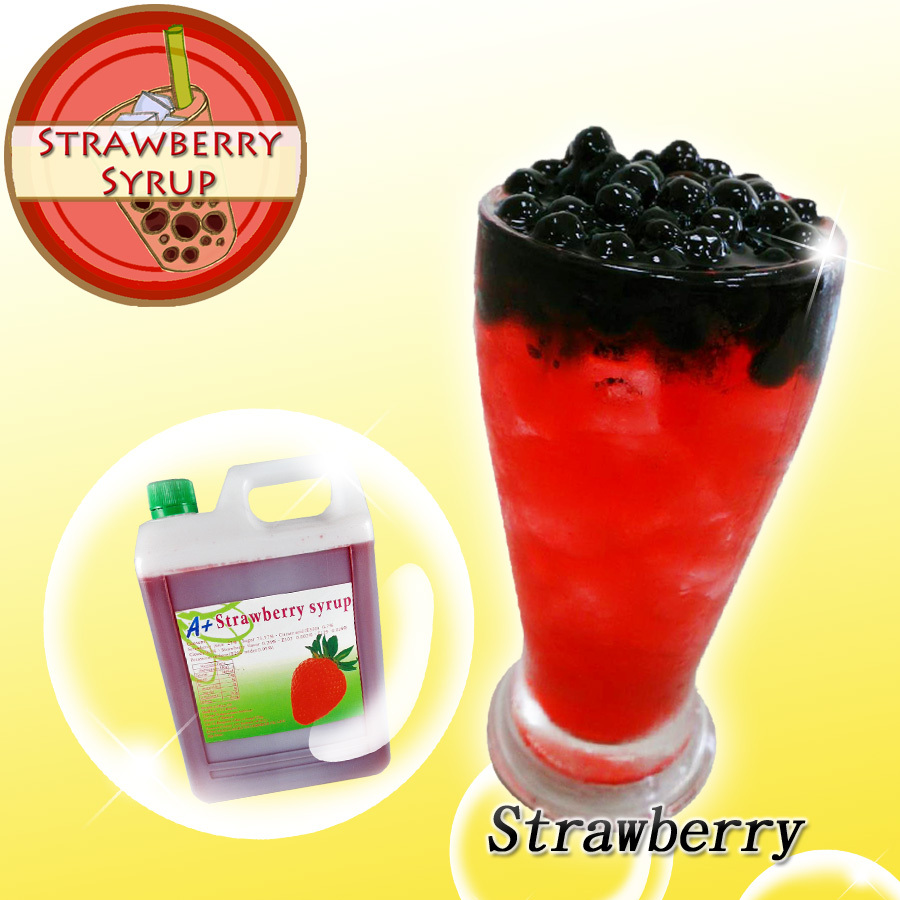 Strawberry Syrup bubble tea Pretty Thumb1.jpg
