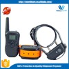 Top E Shock Stop Two Dogs Bark Training Collar New Electronic Dog No Bark Control Stop Collar For Dog