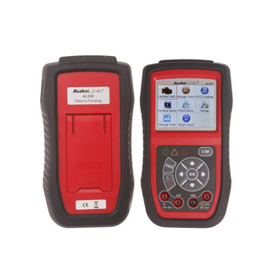 2015 Original Autel AutoLink AL539 Diagnostic Tool OBDII And Electrical Test Tool AL539 Update Online