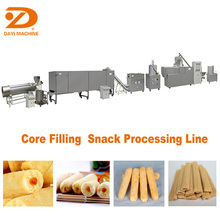 Dayi core filing puff snacks food making machine equipment