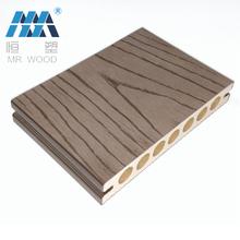 Free Maintenance Outdoor Deck Floor Covering Composite Decking