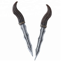 Roleparty PU Foam Antique Dagger Toy Medieval Weapons