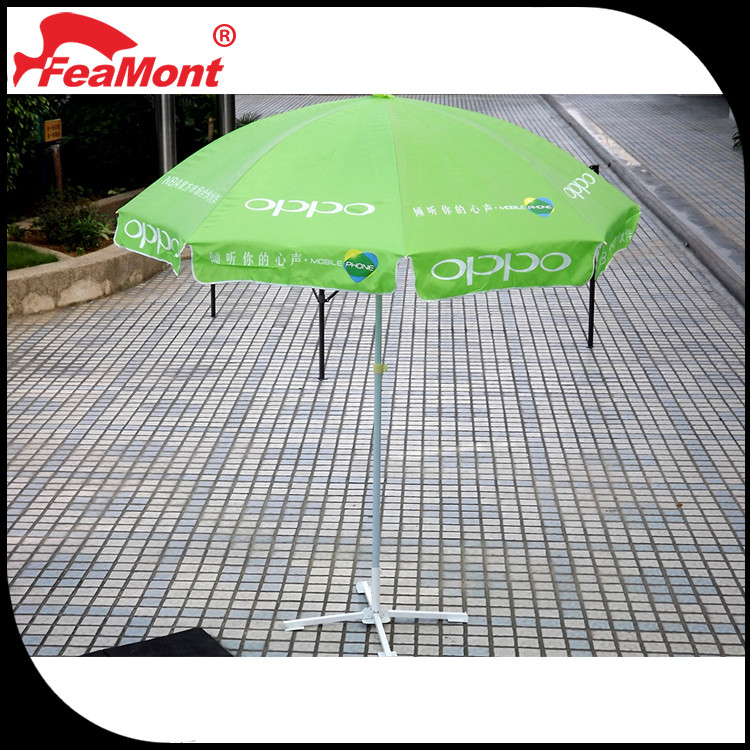 Hot Sale Cheap Advertising Patio Umbrella for phone case packaging advertisement
