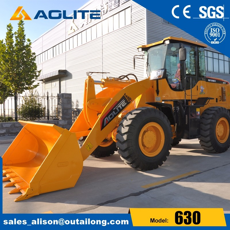comfortable cab seat compact loader with best price