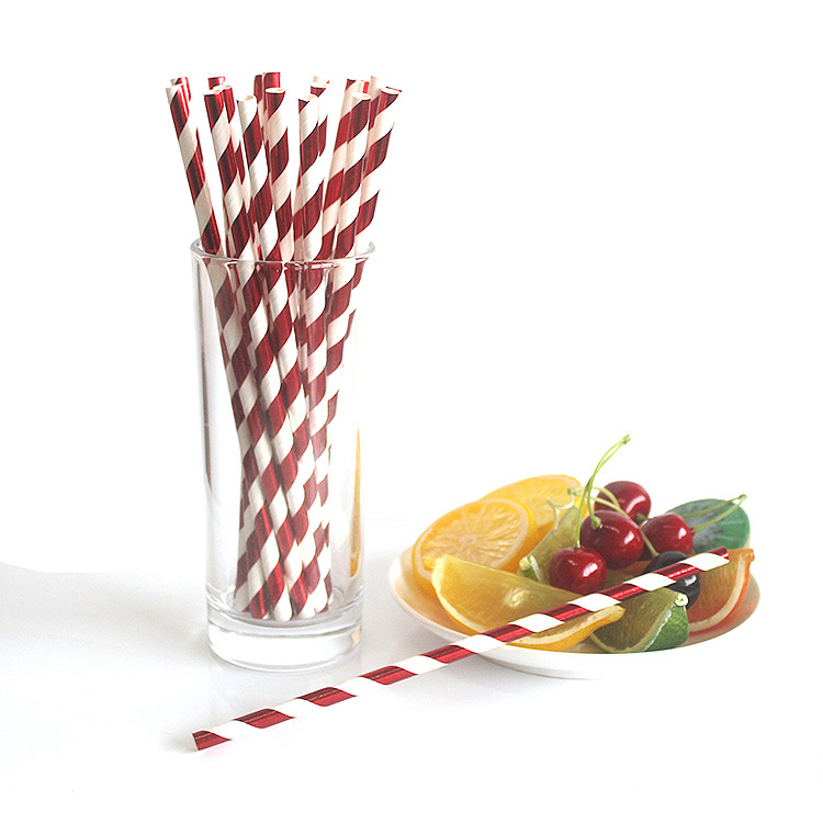 High Quality Disposable Paper Straw