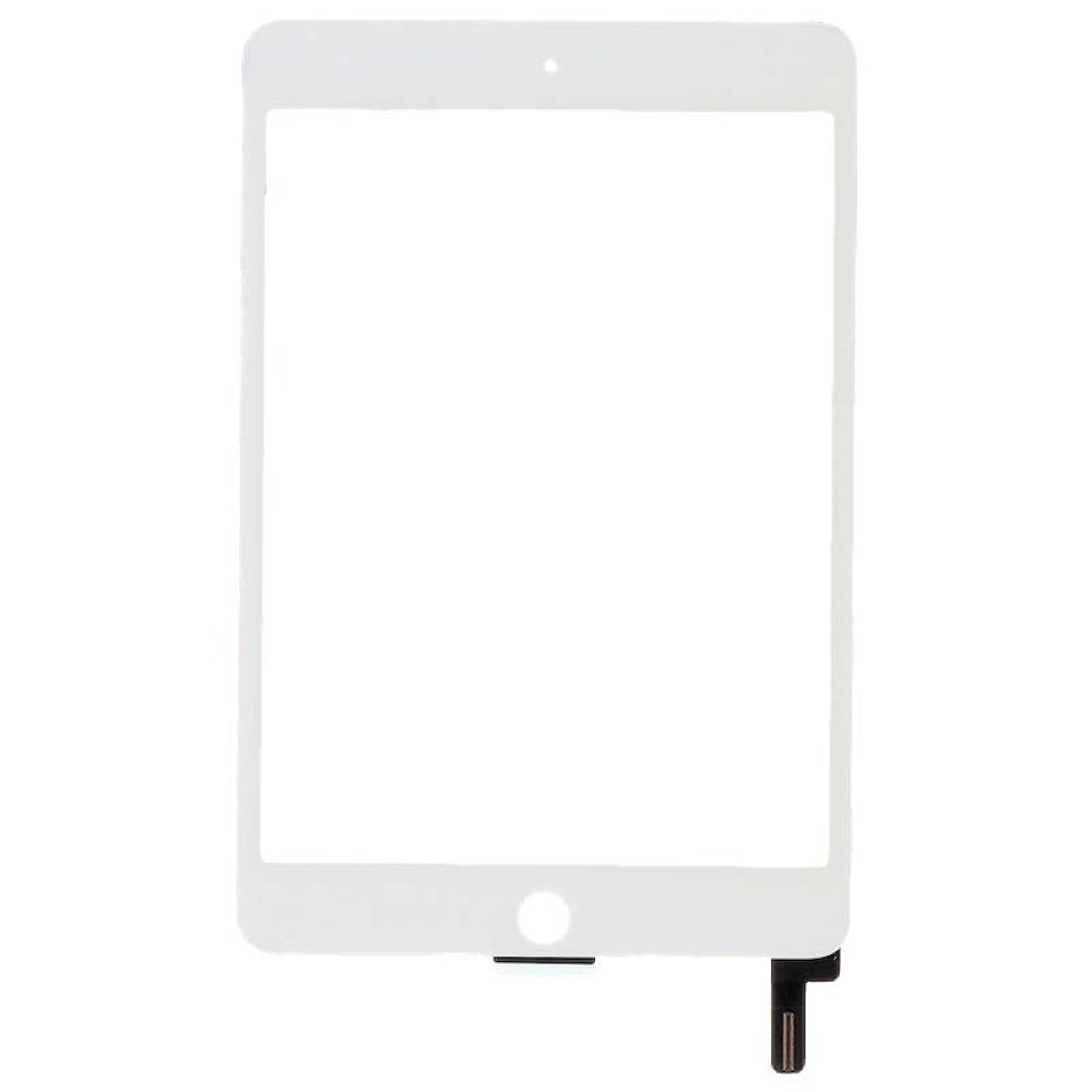 Digitizer IC Connector Pre-Soldered with Home Button for Apple iPad Mini 3 White