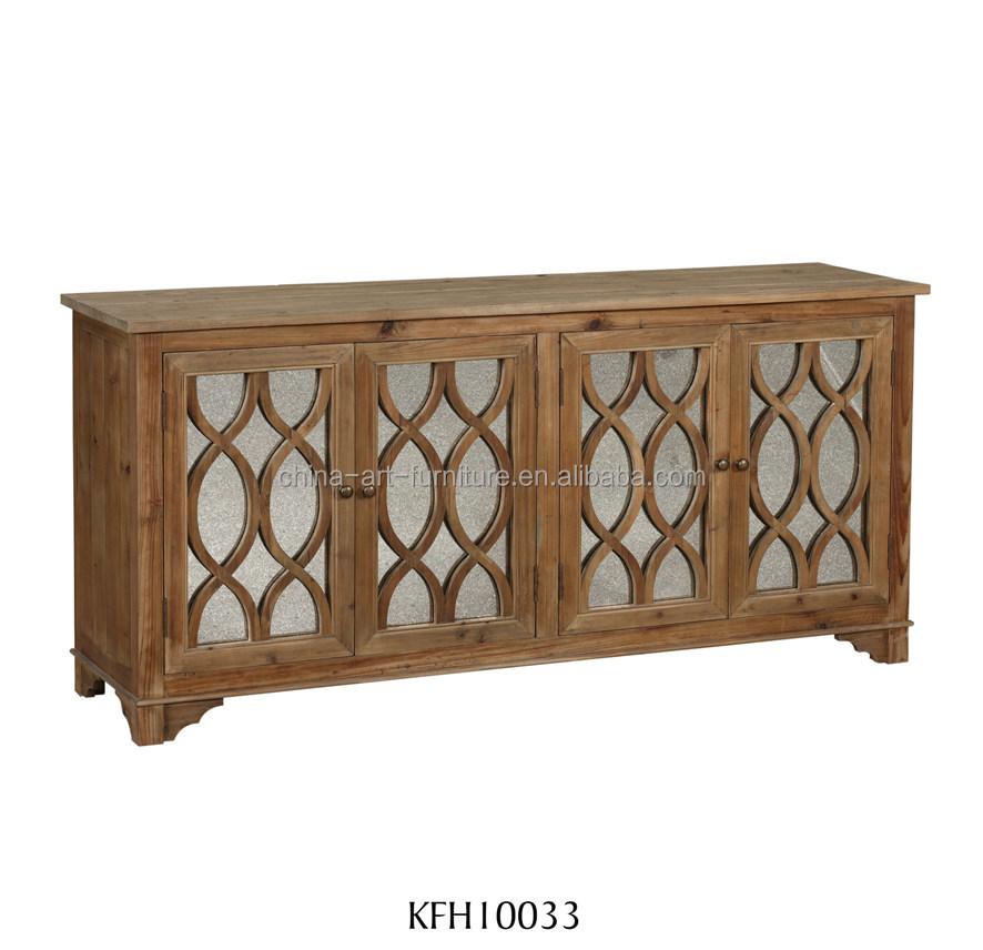 Venta al por mayor vidrios tallados para puertas compre for Puertas de madera estilo antiguo