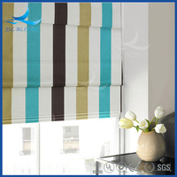 Home Decoration Mini Roman Blinds Bracket/Track/Parts for Home