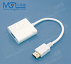 HDMI to VGA Converter HDMI2VGA Adapter Cable for PC Computer Desktop Laptop Tablet Full HD 1080P HDTV Monitor