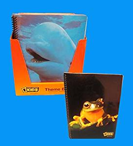 70ct. Notebooks Water National Geographic, Case of 24