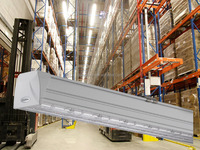 Tool-less Mounting 80W Industrial LED Linear Light for Workshop Warehouse LED Industrial Light