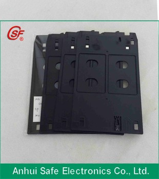 canon ip7200 black pvc card tray for making business card buy good