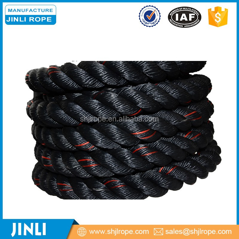 Nylon Or Cotton Or Jute Crossfit 12m50mm Battle Rope